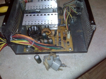 Failing PC Power Supply - Custom Build Computers