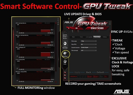 graphics overclocking software