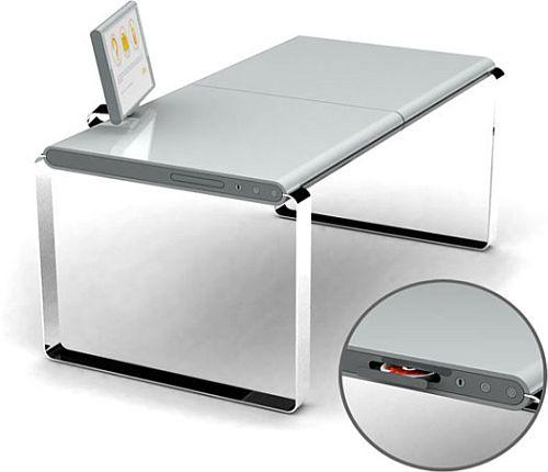 Computer desk plans custom build computers for Xyz table design