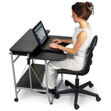 laptop computer desk plans