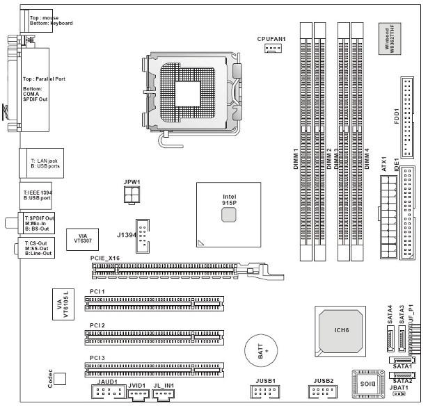 motherboard manuals