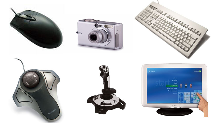 input devices for physically challenged computer users Assistive technology (at) is a general term that includes assistive, adaptive, and rehabilitative devices for people with disabilities, including the process used in selecting, locating, and using them.